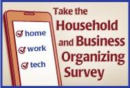 Organizing Survey